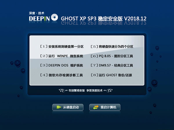 ghost xp sp3