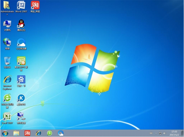 windows 7全新旗舰版