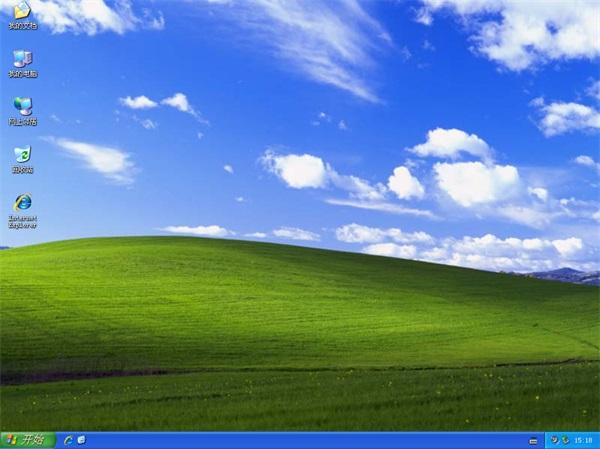 电脑公司 XP  万能纯净版