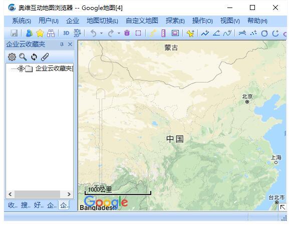 奥维互动地图浏览器PC绿色版下载
