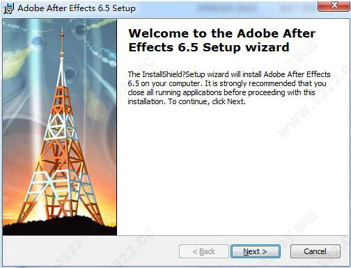 After Effects CS6.5
