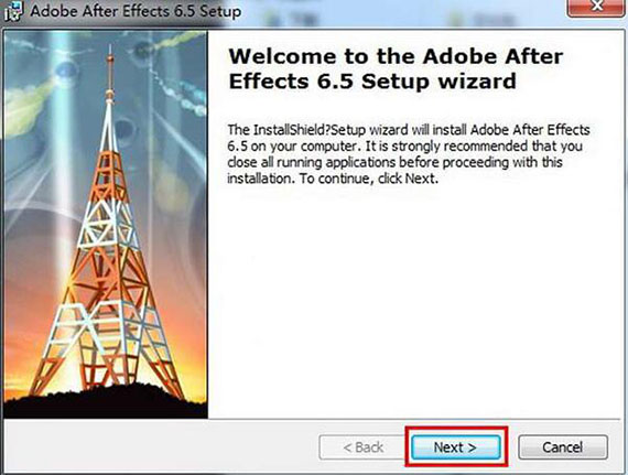Adobe After Effects 6.5