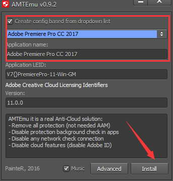 Adobe Premiere pro cc 2018 破解教程